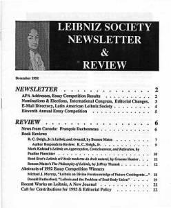 Vol. 2 (1992)